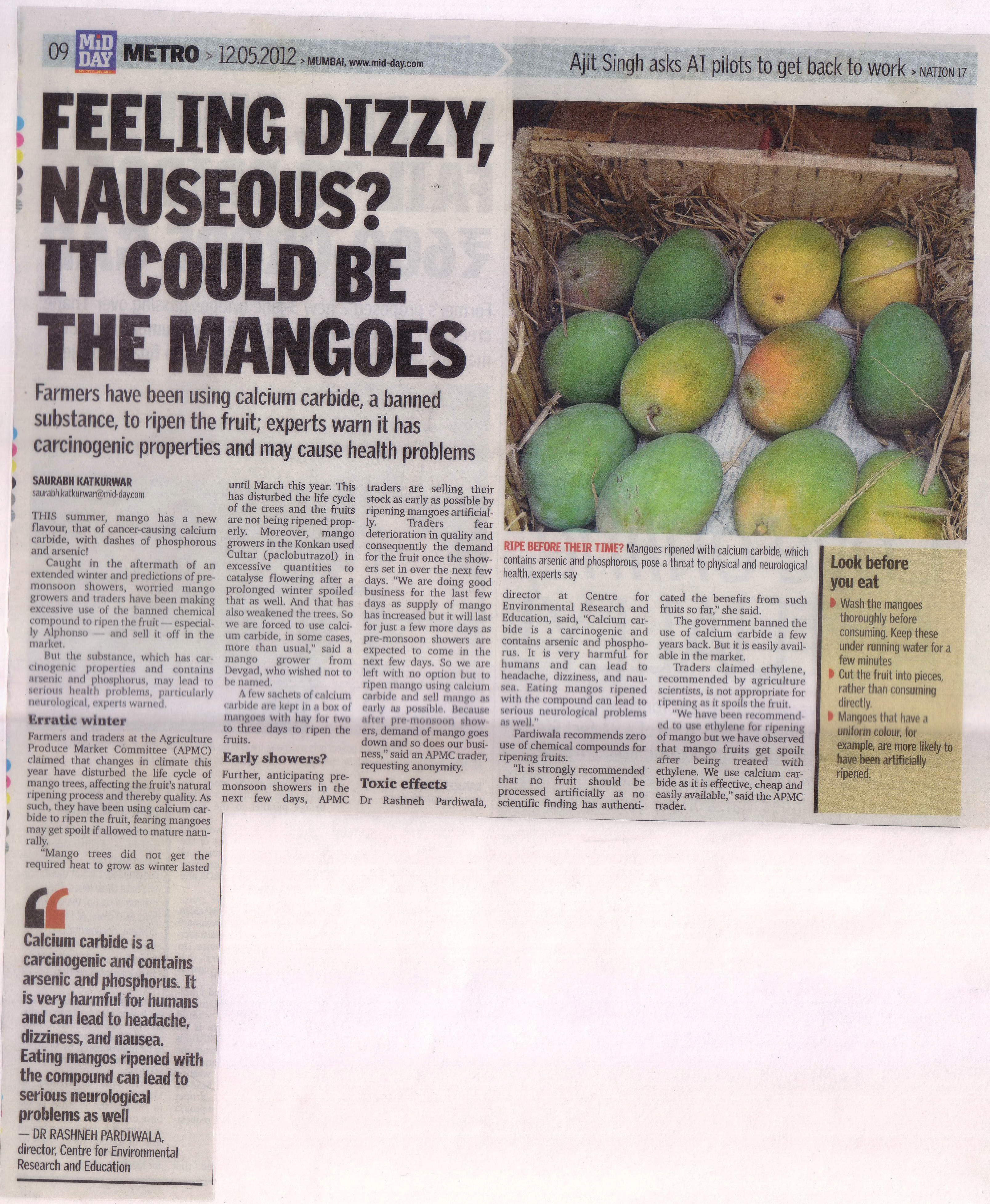 Mid-Day - 12th May, 2012
